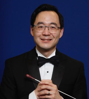 Dr. Paul S. Kim, Music Director, Orchestra of the Eastern Shore